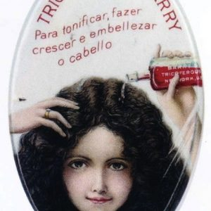 Tricofero De Barry Hair Mirror