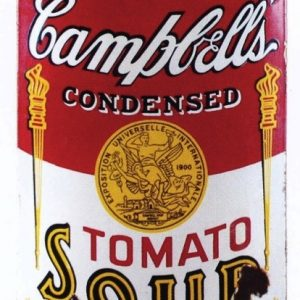 Campbell's Soup Sign