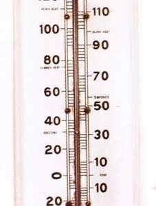Honest Scrap Tobacco Thermometer