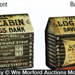 Towle's Log Cabin Savings Bank