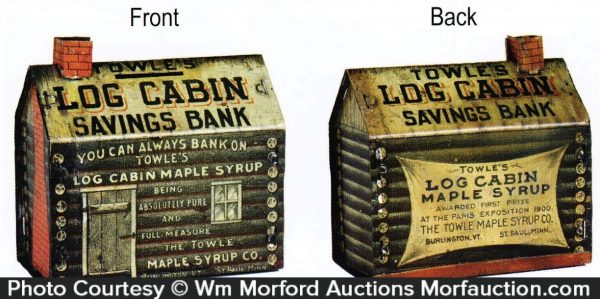 Towle's Log Cabin Savings Bank