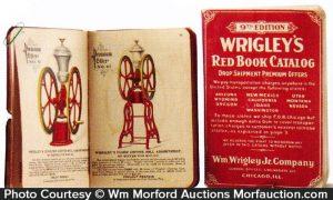Wrigley's Red Book Catalog