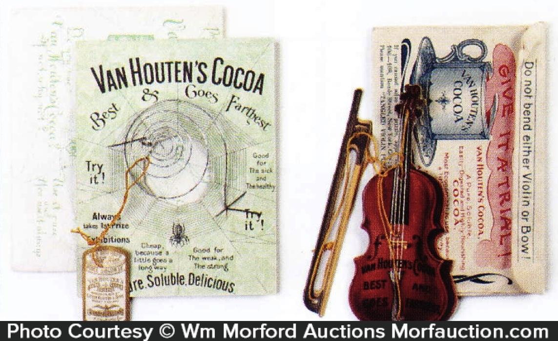Van Houten's Cocoa Games