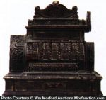 National Cash Register Paperweight