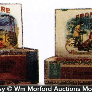 Frontier Cigar Boxes