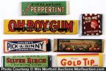 Vintage Gum Stick