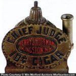 Chief Judge Cigar Lighter Base