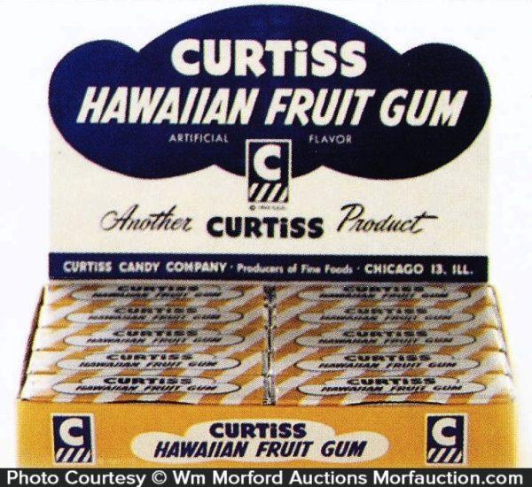 Curtiss Hawaiian Gum Packs