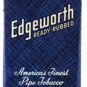 Edgeworth Tobacco Tin