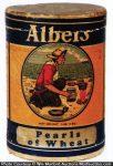 Albers Pearls Of Wheat Box