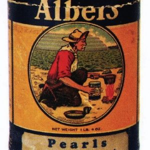 Albers Pearls Of Wheat Box