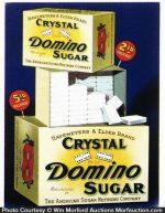 Crystal Domino Sugar Sign