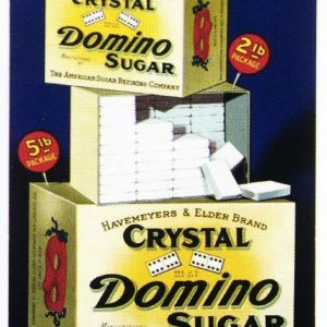 Crystal Domino Sugar Sign