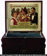 Hohner Harmonica Display Box