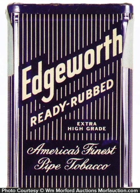 Edgeworth Pocket Tobacco Tin