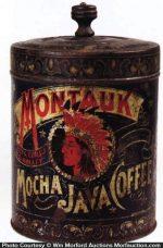 Montauk Coffee Can