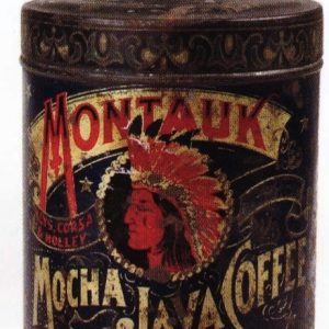 Montauk Coffee Can