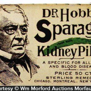 Dr. Hobbs Spargus Kidney Pills