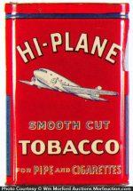 Hi-Piane Smooth Cut Tobacco Tin