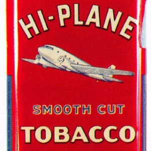 Hi-Piane Smooth Cut Tobacco Tin
