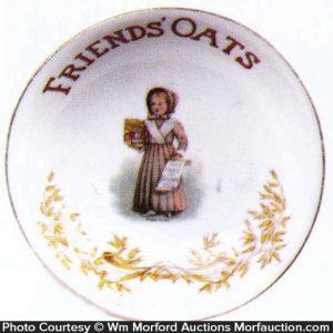 Friends' Oats Bowl