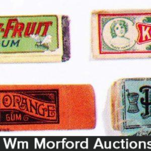 Vintage Gum Wrappers