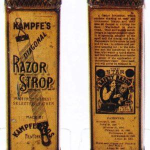 Kampfee's Razor Strop Tin