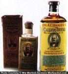 Dr. Daniels' Bottles
