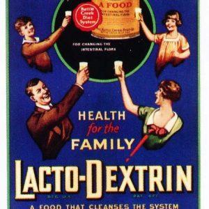 Lacto-Dextrin Sign