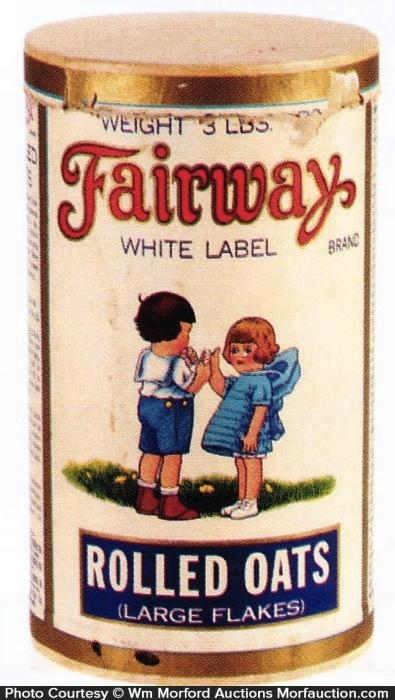 Fairway Oats Box