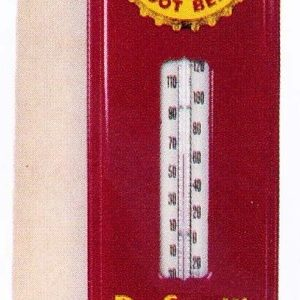 Dr. Swett's Root Beer Thermometer