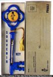Planters Key Thermometer