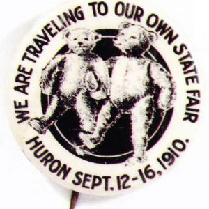 Teddy Bears State Fair Pin