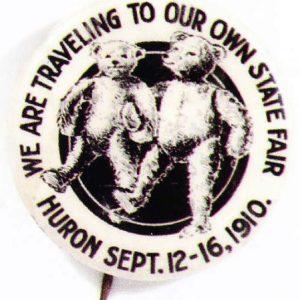 Teddy Bears State Fair Pin