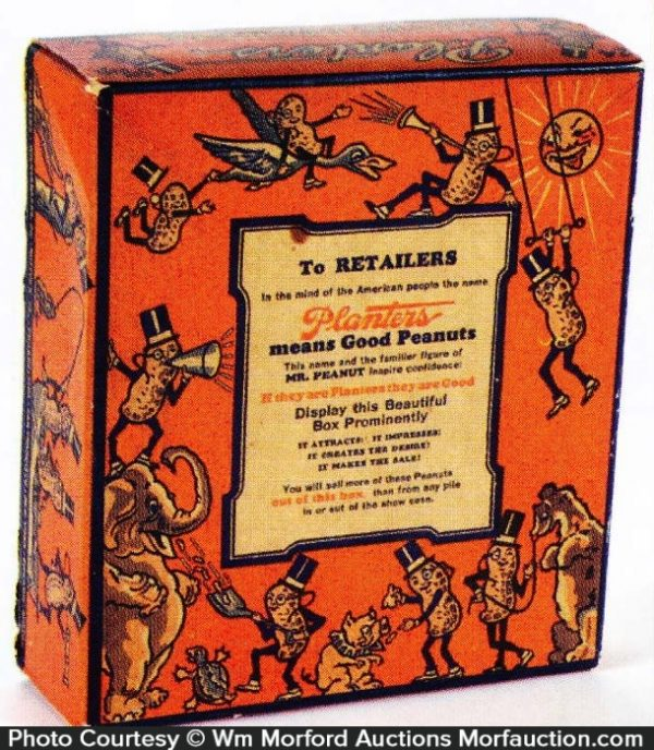 Planters To Retailers Box