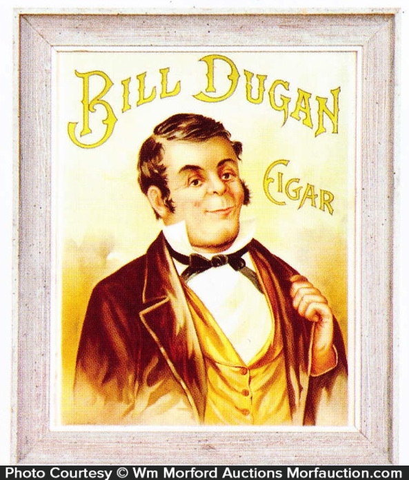 Bill Dugan Cigar Sign