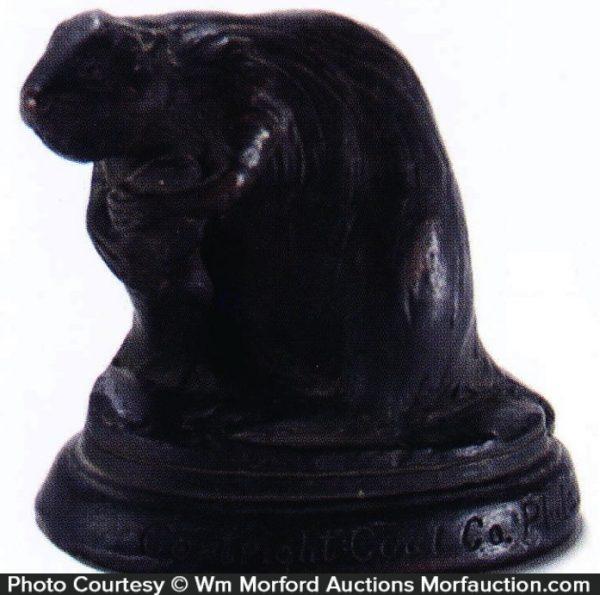 Beaver Coal Statue
