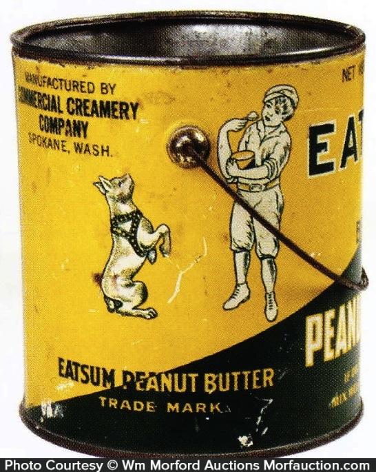 Eatsum Peanut Butter Pail