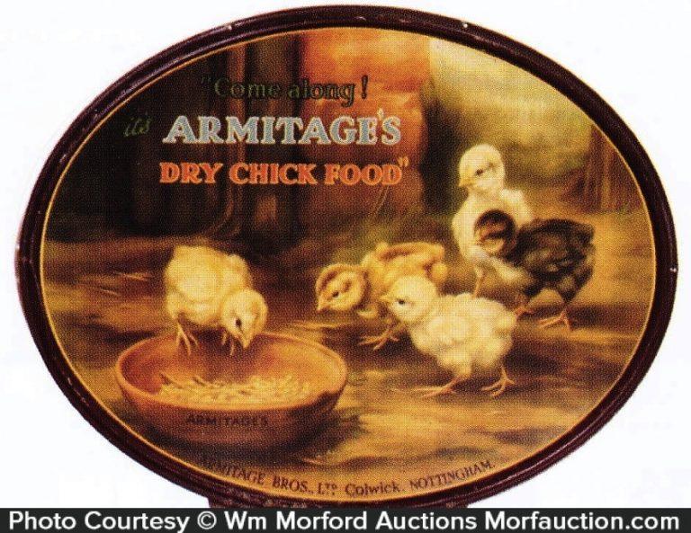 Armitage Dry Chick Foods