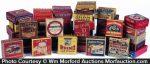 Vintage Canning Jar Rings Boxes