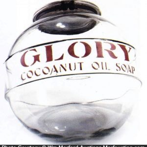 Glory Cocoanut Oil Soap Jar