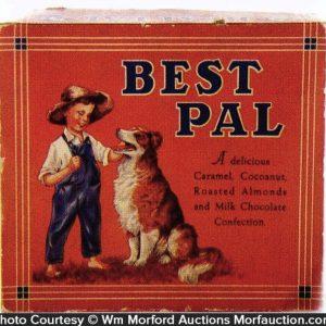 Best Pal Candy Box