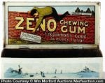 Zeno Chewing Gum Tin