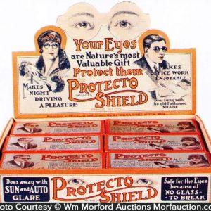 Protecto Shield Store Display