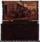 Cabin Home Cigar Box
