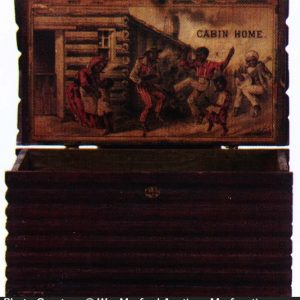 Cabin Home Cigar Box