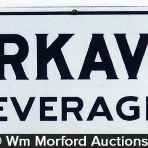 Harkavy's Beverages Sign