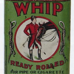 Whip Ready Rolled Tobacco Tin