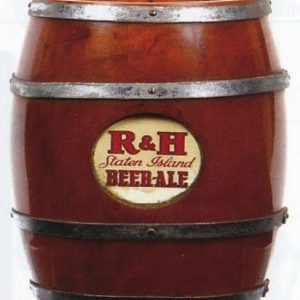 R & H Beer Bakelite Scraper Holder