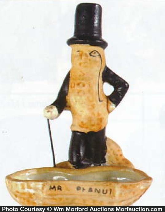 Mr. Peanut Ash Tray